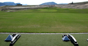 Kamloops Driving Range Tobiano Golf Course