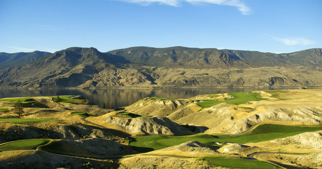 Tobiano ranks 8th top golf courses in Canada