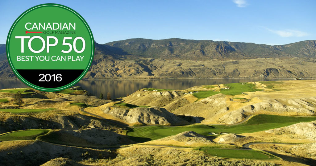 Canadian Golf Magazine Top Golf Courses in Canada