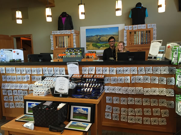 Tobiano Red Cross Fundraiser Golf Shop Kamloops
