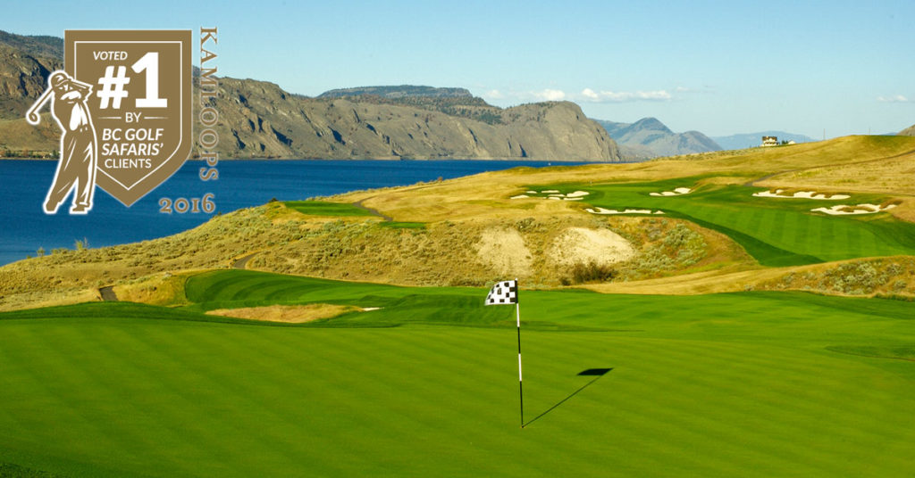 Tobiano Best Kamloops Golf Course