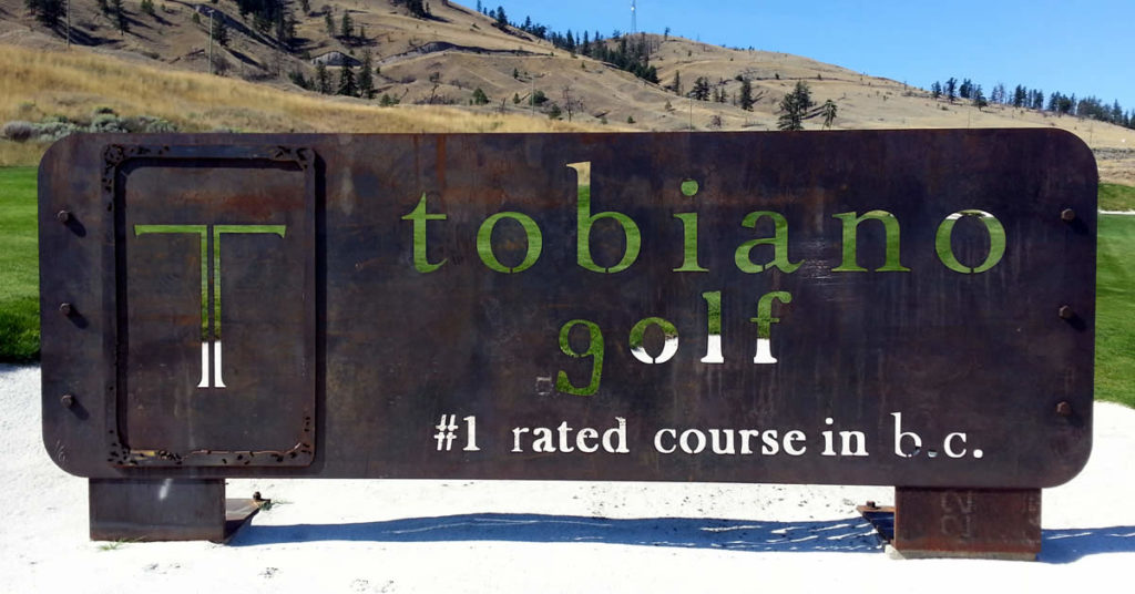 Tobiano Golf - Top Golf Courses BC