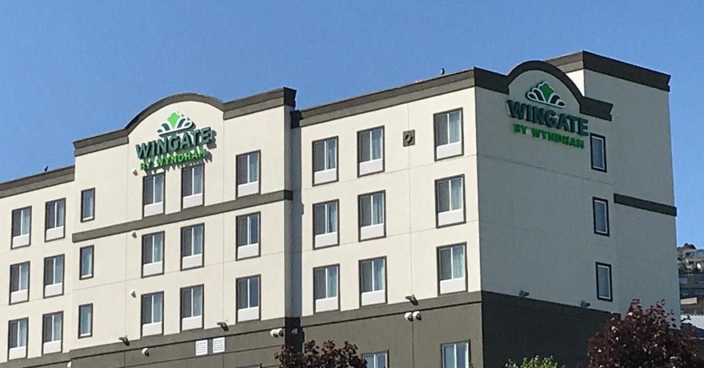 Wingate Kamloops BC Hotel