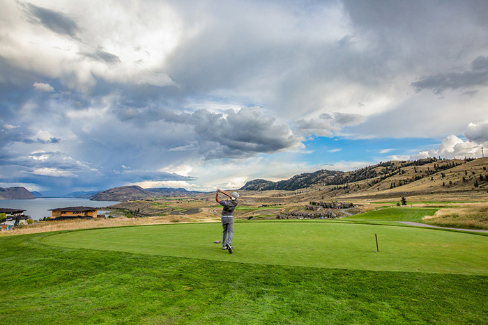 Tobiano Golf Course BC Article in Vancouver is Awesome