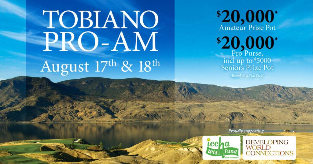 Tobiano Golf PRO-AM Tournament