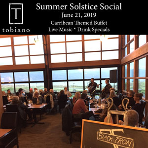 Black Iron Restaurant Events Kamloops Summer Solstice