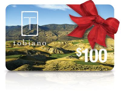 Tobiano Gift Card