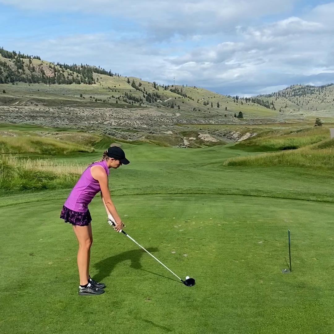 Tobiano Open Kamloops BC Golf Tournament